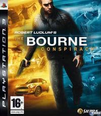 Portada oficial de Robert Ludlum's La Conspiración Bourne para PS3