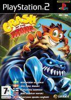 Portada oficial de de Crash: Lucha de Titanes para PS2