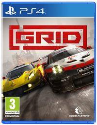 Portada oficial de GRID para PS4