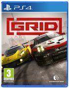 Portada oficial de de GRID para PS4