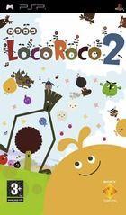 Portada oficial de de Locoroco 2 para PSP