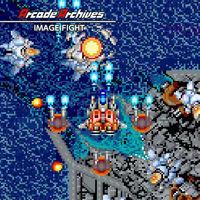 Portada oficial de Arcade Archives IMAGE FIGHT para Switch