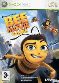 Portada oficial de Bee Movie para Xbox 360