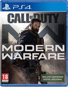 Portada oficial de de Call of Duty: Modern Warfare (2019) para PS4