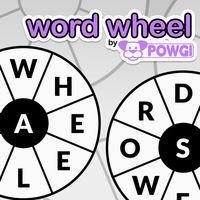 Portada oficial de Word Wheel by POWGI para Switch
