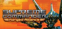 Portada oficial de Supreme Commander: Forged Alliance para PC
