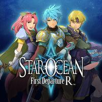 Portada oficial de Star Ocean: First Departure R para Switch