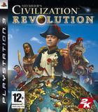 Portada oficial de de Sid Meier's Civilization Revolution para PS3