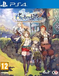 Portada oficial de Atelier Ryza: Ever Darkness & the Secret Hideout para PS4