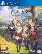 Portada oficial de de Atelier Ryza: Ever Darkness & the Secret Hideout para PS4