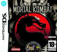 Portada oficial de Ultimate Mortal Kombat para NDS