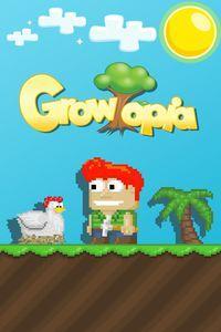 Portada oficial de Growtopia para Xbox One
