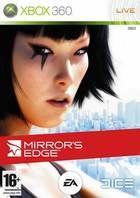 Portada oficial de de Mirror's Edge para Xbox 360