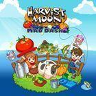 Portada oficial de de Harvest Moon: Mad Dash para PS4