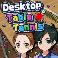 Portada oficial de Desktop Table Tennis para Switch