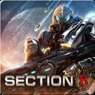 Portada oficial de de Section 8 para PS3