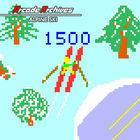 Portada oficial de de Arcade Archives Alpine Ski para Switch