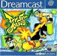 Portada oficial de Jet Set Radio para Dreamcast