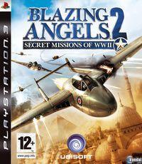 Portada oficial de Blazing Angels 2: Secret Missions of WWII para PS3