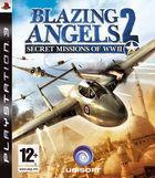 Portada oficial de de Blazing Angels 2: Secret Missions of WWII para PS3