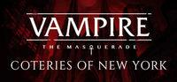 Portada oficial de Vampire: The Masquerade - Coteries of New York para PC