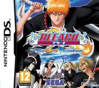 Portada oficial de Bleach: The 3rd Phantom para NDS