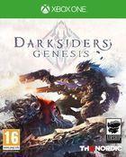 Portada oficial de de Darksiders: Genesis para Xbox One