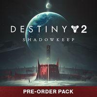 Portada oficial de Destiny 2: Bastión de Sombras para PS4