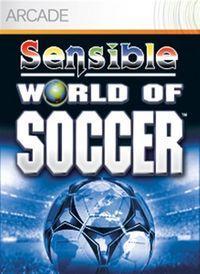 Portada oficial de Sensible World of Soccer XBLA para Xbox 360