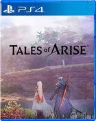 Portada oficial de de Tales of Arise para PS4