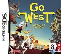 Portada oficial de Lucky Luke: Go West! para NDS