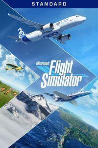 Portada oficial de Microsoft Flight Simulator para PC