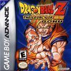 Portada oficial de de Dragon Ball Z: The Legacy of Goku para Game Boy Advance