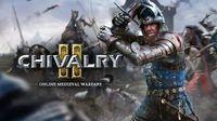 Portada oficial de Chivalry 2 para PC
