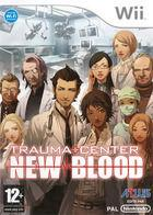 Portada oficial de de Trauma Center: New Blood para Wii
