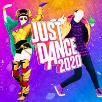Portada oficial de Just Dance 2020 para PS4