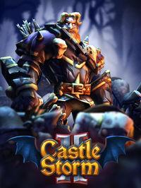Portada oficial de CastleStorm II para PC
