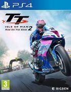 Portada oficial de de TT Isle of Man 2 para PS4