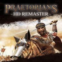 Portada oficial de Praetorians HD Remaster para PS4