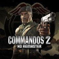 Portada oficial de Commandos 2 HD Remaster para PS4