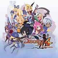 Portada oficial de Disgaea 4 Complete+ para PS4