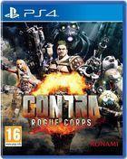 Portada oficial de de Contra: Rogue Corps para PS4
