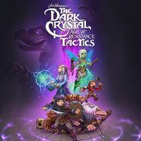 Portada oficial de The Dark Crystal: Age of Resistance - Tactics para Switch