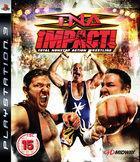 Portada oficial de de TNA iMPACT! para PS3