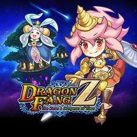 Portada oficial de Dragon Fang Z: The Rose & Dungeon of Time para PS4