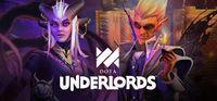 Portada oficial de Dota Underlords para PC
