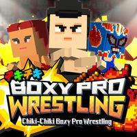 Portada oficial de Chiki-Chiki Boxy Pro Wrestling para Switch