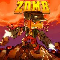 Portada oficial de ZOMB para Switch