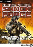 Portada oficial de de Combat Mission: Shock Force para PC
