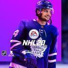 Portada oficial de de NHL 20 para PS4